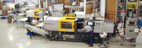 Molding Machine Image